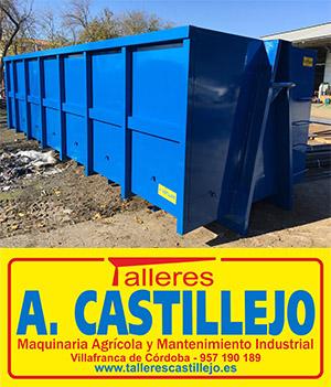 Talleres A. Castillejo - Maquinaria Agrícola y Mantenimiento Industrial