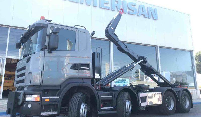 Usado Scania R420CB 8X4 2008