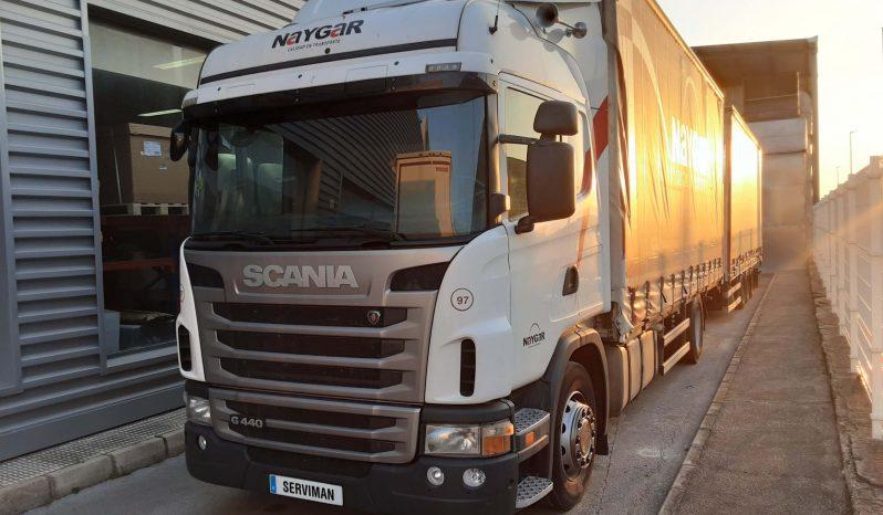usado Scania G450 2013