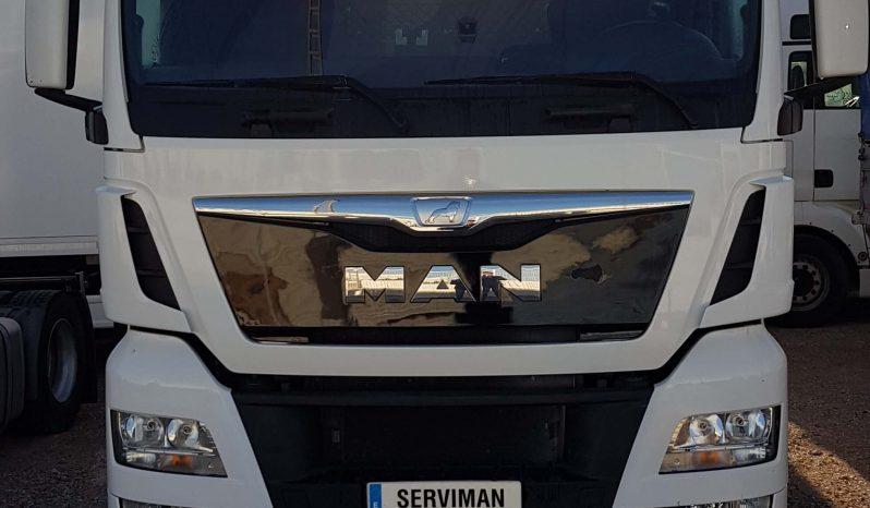 usado Man TGX 18.480 2014