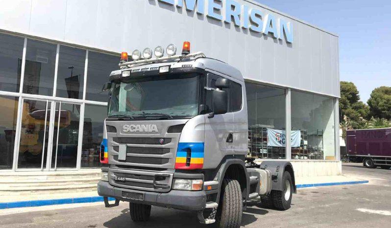 Usado Scania G440CA4X4HHZ 2011