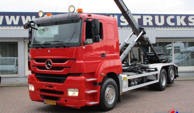 Usado Mercedes-Benz ACTROS 2011
