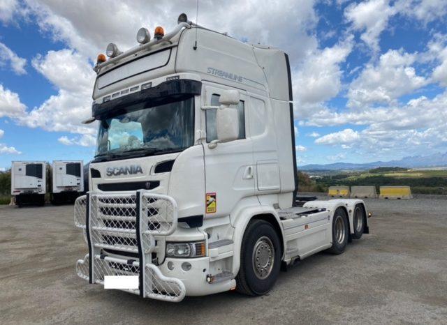 Usado Scania R440 (6×2) 2014