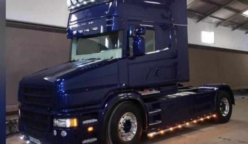 Usado Scania R580 (6X2) 1990-2000
